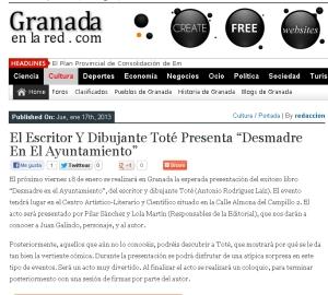 Desmadre - Granada en la Red