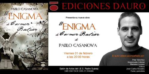 EL ENIGMA_invitacion
