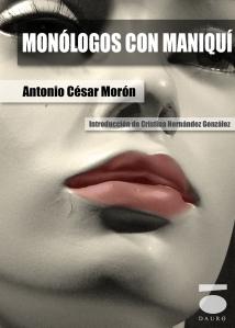 Monólogos con maniquí - Portada