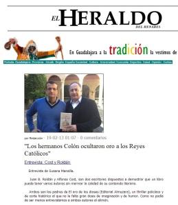 El Heraldo del Henares 19-02-2013