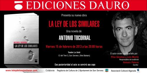 Invitación Mallorca (15-02-13)