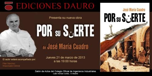 Invitación Madrid (21-03-13)