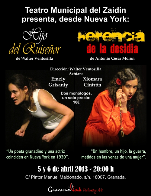 Poster compartido para Granada