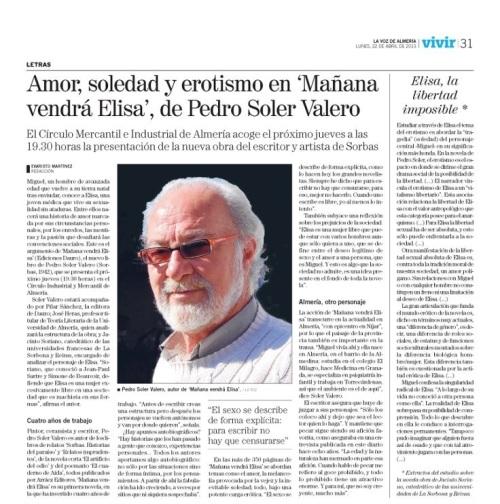 La voz de Almería (13-04-22)