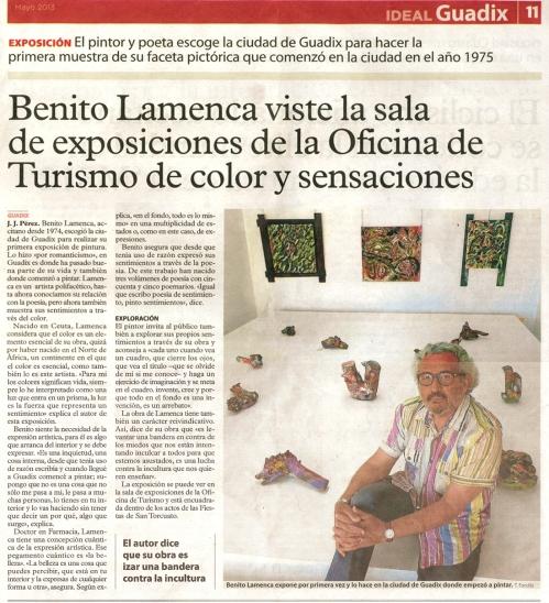 periodico Benito Lamenca