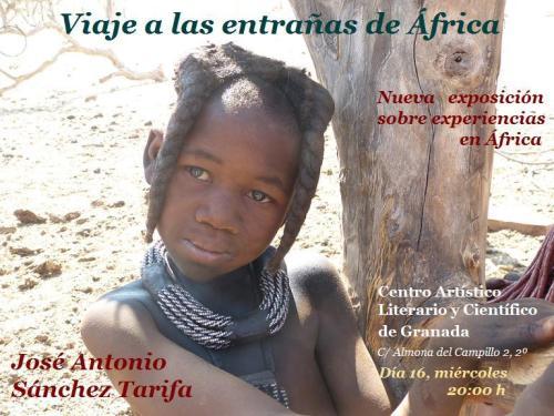 Centro Artístio- Viaje a las entrañas de África