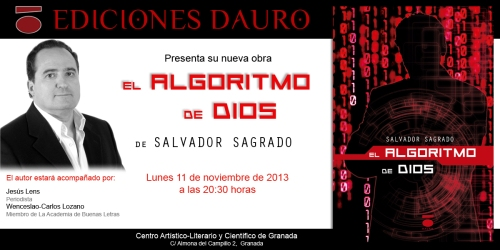 EL ALGORITMO DE DIOS_invitacion_granada