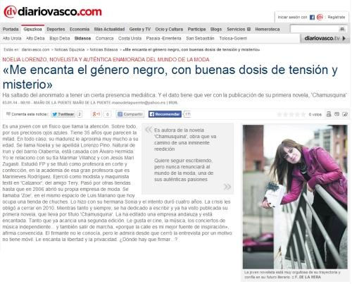 Diario Vasco 3-01