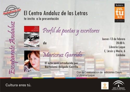 CO MARICRUZ GARRIDO.CARTEL