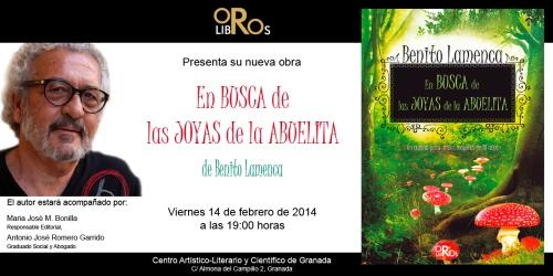 EN BUSCA DE LAS HOJAS DE LA ABUELITA_invitacion