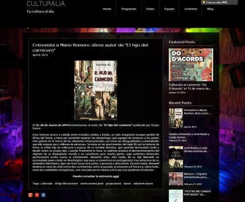 Culturalia 2014