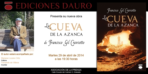 LA CUEVA DE LA AZANCA_invitacion