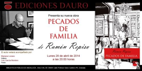 PECADOS DE FAMILIA_invitacion