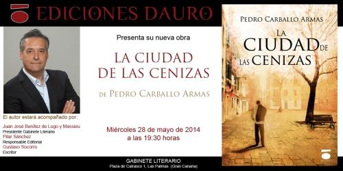 LA CIUDAD DE LAS CENIZAS_invitacion