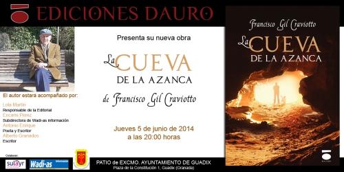 LA CUEVA DE LA AZANCA_invitacionGUADIX_web