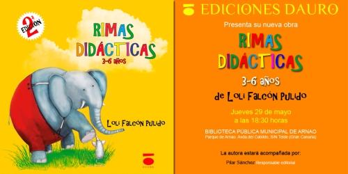 RIMAS DIDACTICAS_invitacion_Gran Canaria