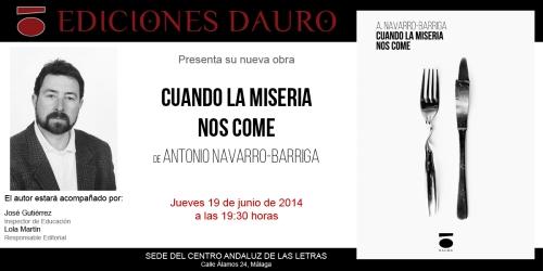 CUANDO LA MISERIA NOS COME_invitacion19-06-14