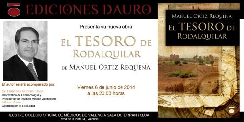 EL TESORO DE RODALQUILAR_invitacion