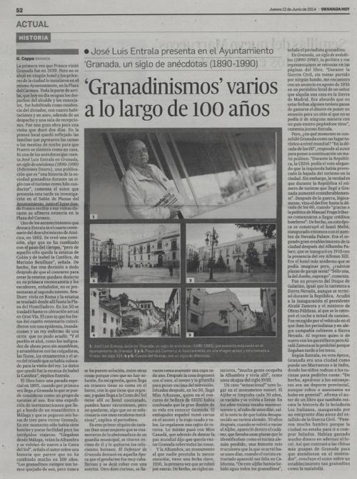 GranadaHoy 12-06