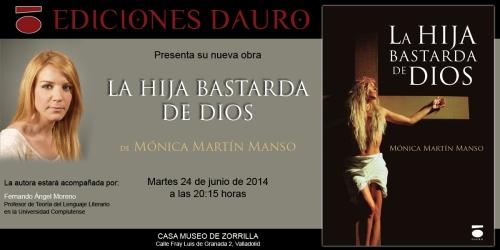 LA HIJA BASTARDA_invitacion