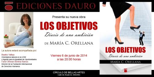 LOS OBJETIVOS_invitacion