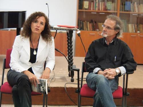 Presentación en Museo Domingo Rivero 27-05-2014