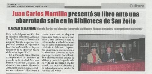 La crónica 28-06