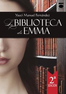 cubierta_LA BIBLIOTECA DE EMMA_segunda edicion
