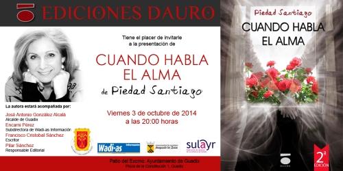 invitacion_CUANDO HABLA EL ALMA_guadix