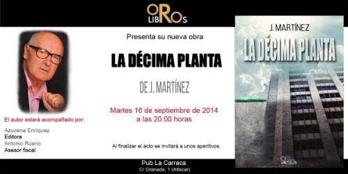 LA DECIMA PLANTA_INVITACION