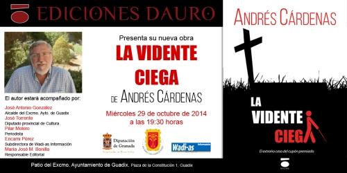 LA VIDENTE CIEGA_invitacion_guadix