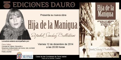 HIJA DE LA MANIGUA_invitacion motril