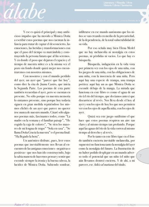 Revista Álabe 7