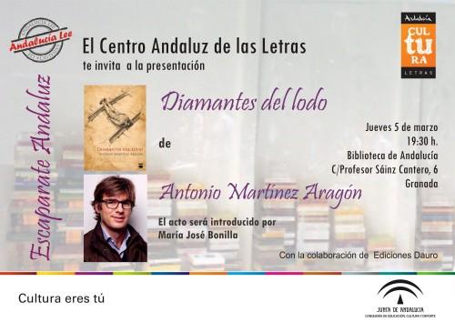ANTONIO MARTÍNEZ ARAGÓN.GR_CARTEL