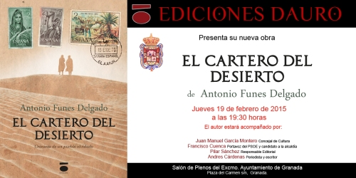 EL CARTERO DEL DESIERTO_invitacion