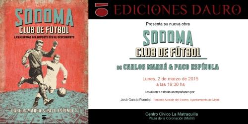 SODOMA CLUB DE FUTBOL_invitacion Motril