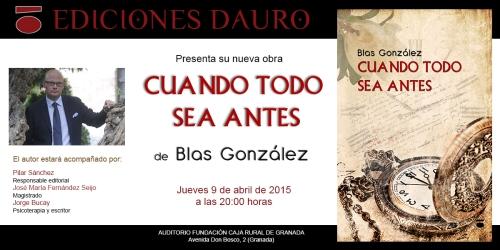 CUANDO TODO SEA ANTES_invitacion