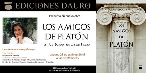 LOS AMIGOS DE PLATÓN_invitacion