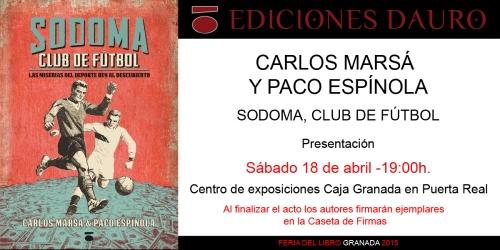 SODOMA CLUB DE FUTBOL_invitacion_FERIA