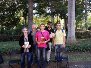 Feria libro 2015 TENERIFE