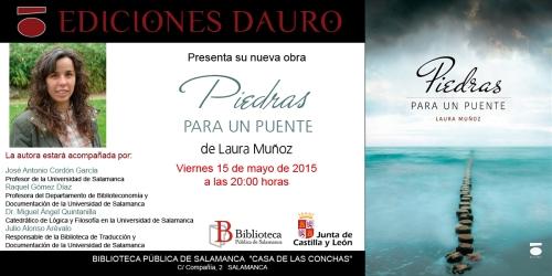 PIEDRAS PARA UN PUENTE_invitacion 15-5-15