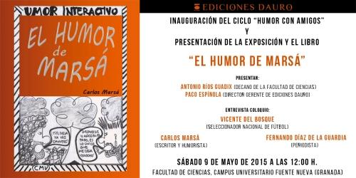 UMOR DE MARSÁ_invitacion
