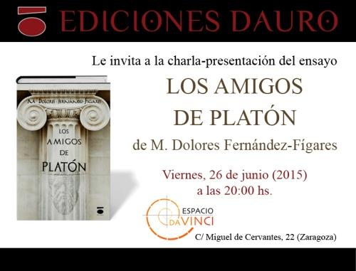 LOS AMIGOS DE PLATÓN_invitacion26-6-15