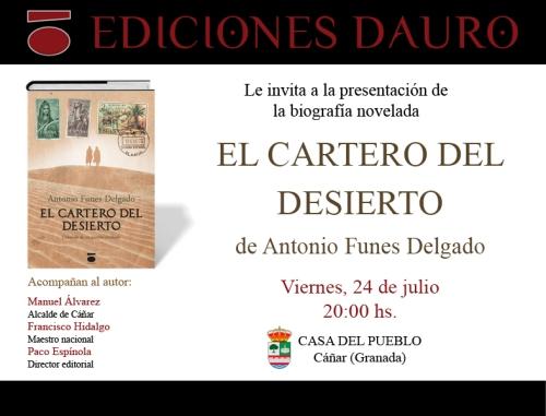 EL CARTERO DEL DESIERTO_invitacion_24-7-15