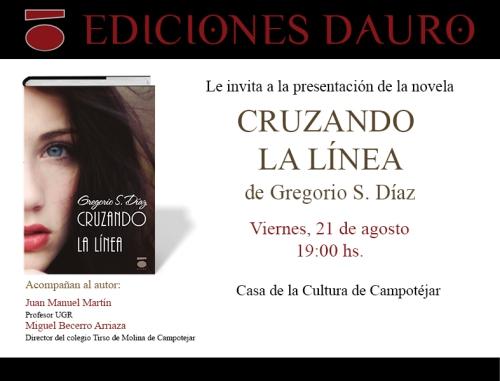 CRUZANDO LA LÍNEA 21-08
