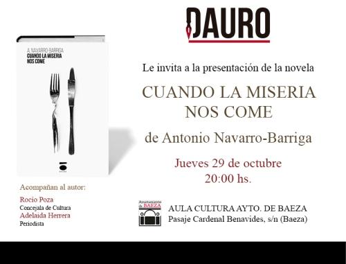 CUANDO LA MISERIA_invitacion 29-10