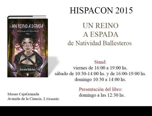 UN REINO A ESPADA_invitacion hispacon