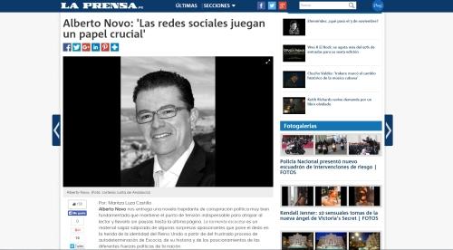 Alberto Novo