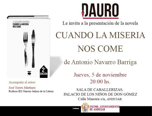 CUANDO LA MISREIA NOS COME_invitacion05-11-15