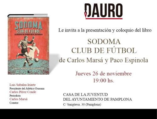 SODOMA_invitación Pamplona